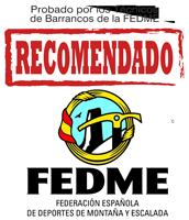 recomendado por la FEDME