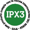 estanca | aguacero - IPX3