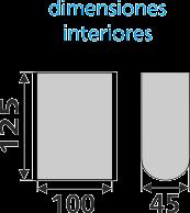 022 - medidas interiores