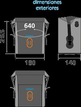 022 - medidas exteriores