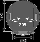 217 - medidas interiores altura-130 mm ancho-105 mm