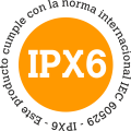 estanca | tempestad - IPX6